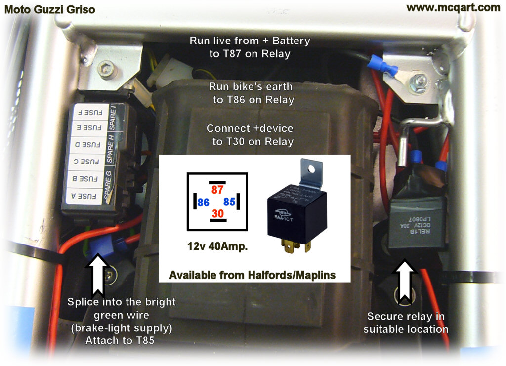 oxford heated grips wiring diagram oxford image daytona hot grips 12v supply on oxford heated grips wiring diagram